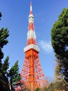 東京タワーへ遊びに行こう①