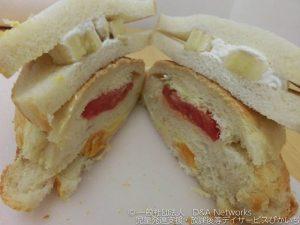 サンドウィッチをつくろう!③