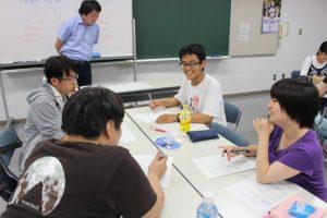 九段ジュニアカレッジボランティア研修会②
