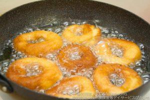 ドーナッツをつくろう!②