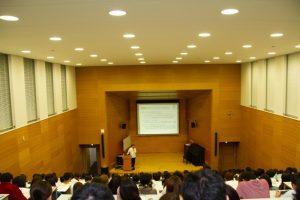 地域で活動するリーダーのための講習会