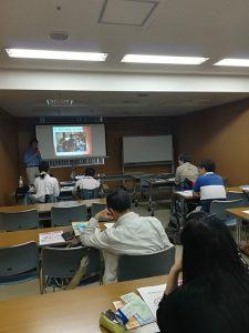 バリアフリーマップ作成リーダー講習会(中央区)