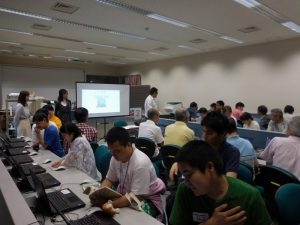 パソコン教室(日曜青年教室)