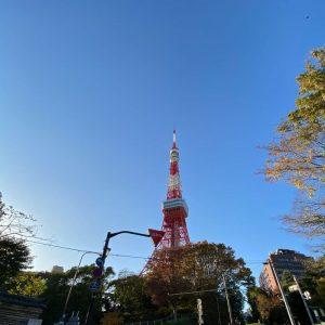 191130東京タワーへ行こう!